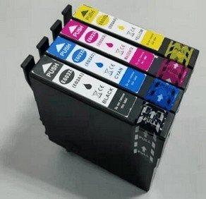 Epson 603XL compatible - complete set (4 kleuren)
