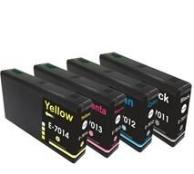 Epson T7015 set (4 cartridges)