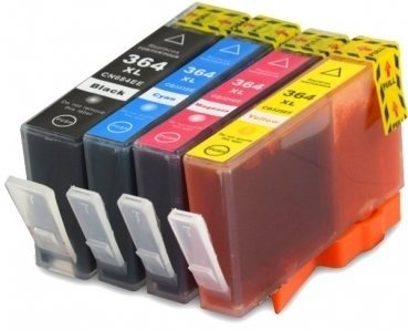 HP-364XL-set (4 kleuren)