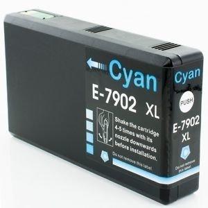 Epson T7902XL (cyaan)
