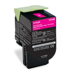 Lexmark 702HM (70C2HM0) - magenta