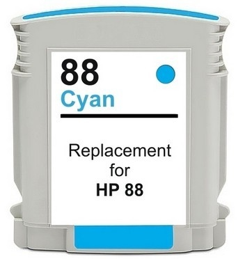 HP-88XL C (cyaan)