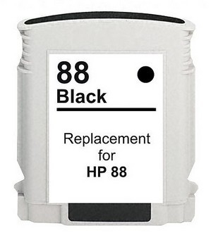 HP-88XL BK (zwart)