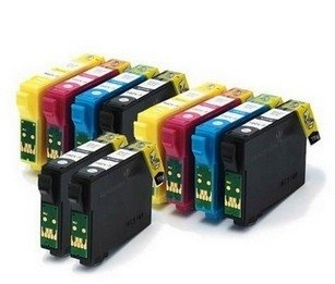 Epson T1281-T1284 voordeelpakket (10 cartridges)