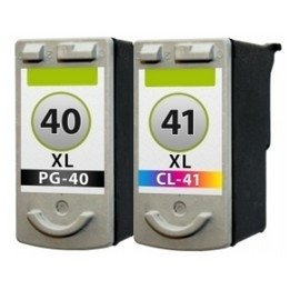 Canon PG-40 & CL-41 set (2 cartridges)