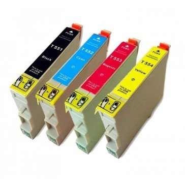 Epson T0551-T0554 set (4 cartridges)