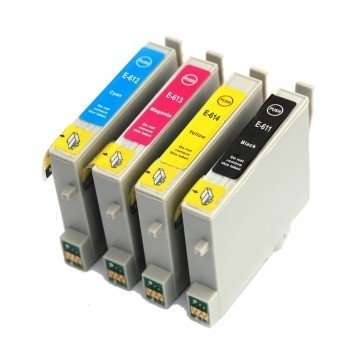 Epson T0611-T0614 set (4 cartridges)