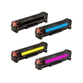 HP-CF400X-set (vier tonercartridges)