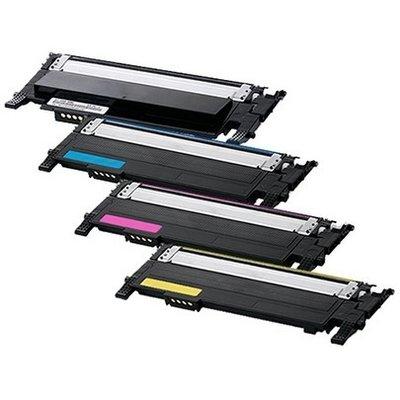 Samsung CLT-406S set (4 tonercartridges)