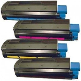OKI-42804513 - OKI-42804516 set (4 tonercartridges)