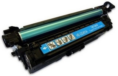HP-CE401A (cyaan)