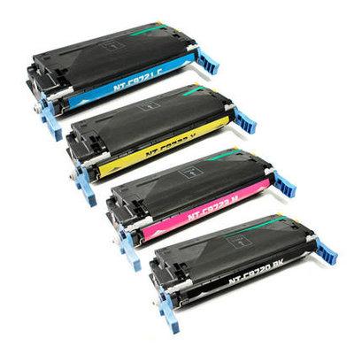 HP-C9720A - HP-C9723A set (4 tonercartridges)