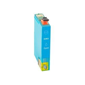Epson T3362 (T33XL cyaan) compatibel