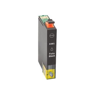 Epson T3361 (T33XL fotozwart) compatibel