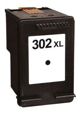 HP 302XL (F6U68AE) zwart