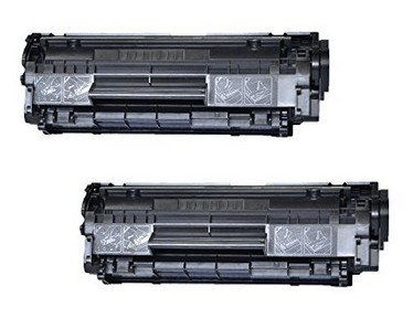HP Q2612X two-pack voordeelpakket (2 tonercartridges)