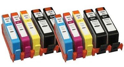 HP-364 XL-serie VOORDEELPAKKET (10 cartridges)