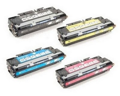 HP Q2670A-Q2673A complete set (4 tonercartridges)