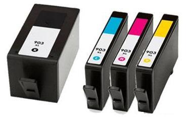 HP-903XL - set (4 cartridge)