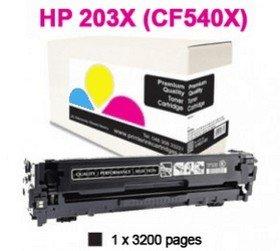 HP-CF540X (zwart)