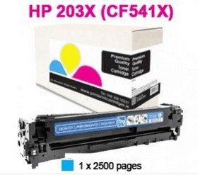 HP-CF541X (cyaan)
