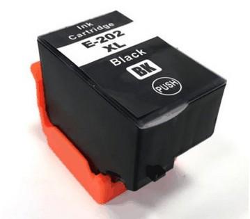 Epson 202XL BK compatible (zwart)