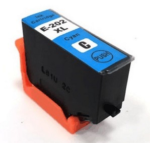 Epson 202XL C compatible (cyaan)