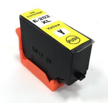 Epson 202XL Y compatible (geel)