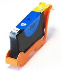 Lexmark 100XL C - cyaan cartridge