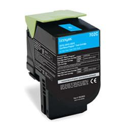 Lexmark 702HC (70C2HC0) - cyaan