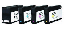 HP-932XL/933XL set (4 cartridges)