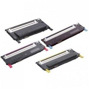 Samsung CLT-4092 set (4 tonercartridges)