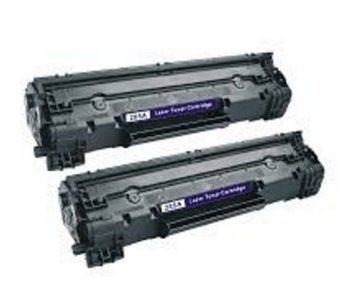 HP-CE285A (HP 85A) voordeelpakket (2 tonercartridges)