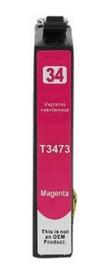 Epson T3473 XL M (magenta) compatibel